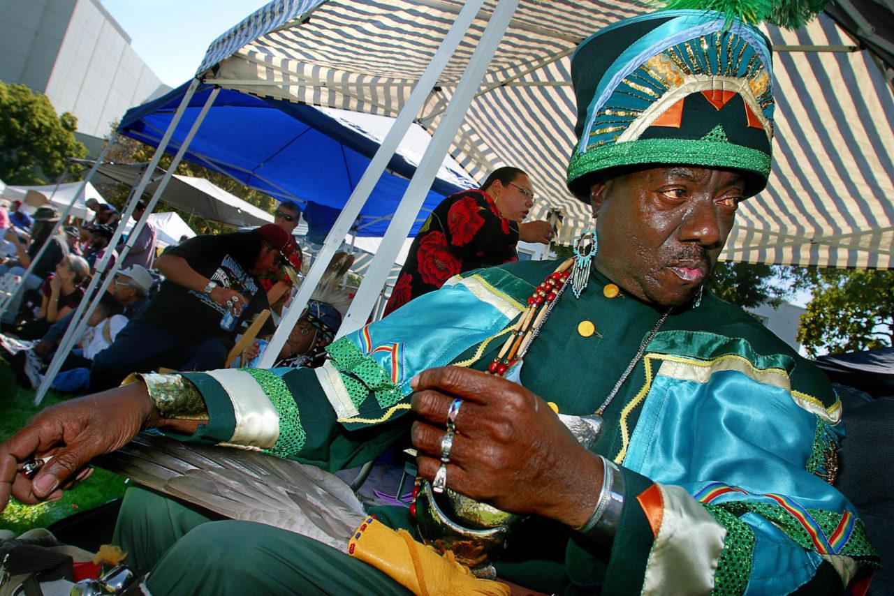 Black Native Americans, Indigenous People's Day--Berkeley